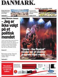 JydskeVestkysten Tønder – 21. september 2019