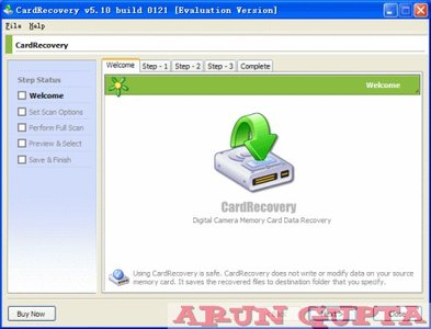 CardRecovery 5.20 Build 0212