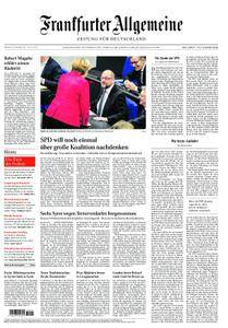 Frankfurter Allgemeine Zeitung F.A.Z. - 22. November 2017