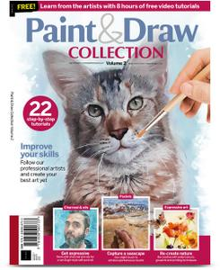Paint & Draw Collection Volume 2 (Revised Edition)