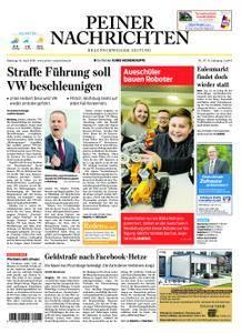 Peiner Nachrichten - 14. April 2018