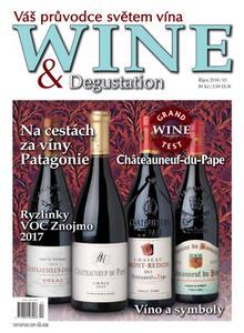 Wine & Degustation - říjen 2018