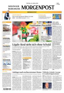 Solinger Morgenpost – 12. April 2019