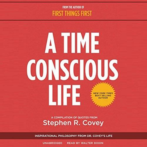 A Time Conscious Life [Audiobook]