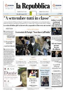 la Repubblica - 6 Maggio 2021