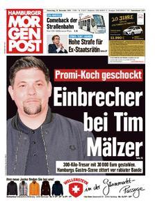 Hamburger Morgenpost – 21. November 2019