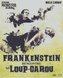 Frankenstein Meets the Wolf Man (1943)