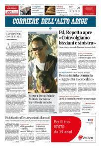Corriere dell'Alto Adige - 15 Aprile 2018