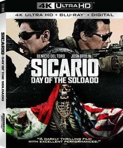 Sicario: Day of the Soldado (2018) [4K, Ultra HD]
