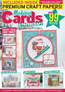Making Cards & PaperCraft - November-December 2021