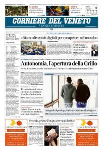 Corriere del Veneto Venezia e Mestre – 20 giugno 2019