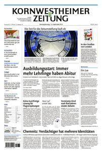 Kornwestheimer Zeitung - 01. September 2018