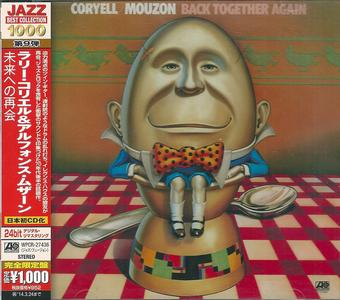 Larry Coryell & Alphonse Mouzon - Back Together Again (1977) {2013 Japan Jazz Best Collection 1000 Series WPCR-27436}