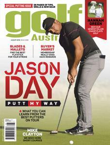 Golf Australia - August 2019