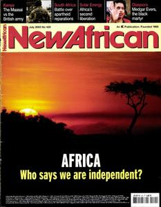 New African - July 2003