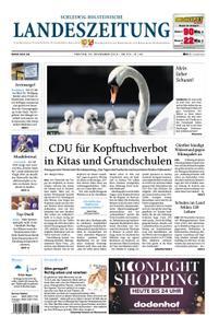 Schleswig-Holsteinische Landeszeitung - 22. November 2019
