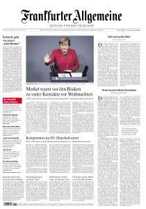 Frankfurter Allgemeine Zeitung - 10 Dezember 2020