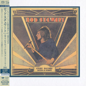 Rod Stewart - Every Picture Tells A Story (1971) [Japanese Limited SHM-SACD 2013 # UIGY-9535] PS3 ISO + Hi-Res FLAC