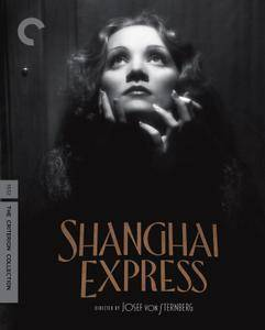 Shanghai Express (1932) [Criterion Collection]