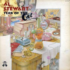 Al Stewart - Year Of The Cat (1976) DE Pressing - LP/FLAC In 24bit/96kHz