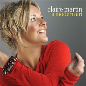 Claire Martin - A Modern Art (2009)