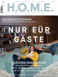 H.O.M.E. Austria - April 2020