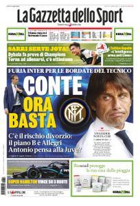 La Gazzetta dello Sport – 03 agosto 2020