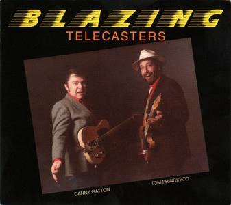 Danny Gatton & Tom Principato - Blazing Telecasters (1984) {Powerhouse Records POW-4036 rel 2011}