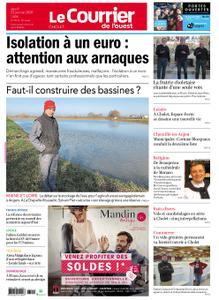 Le Courrier de l'Ouest Cholet – 23 janvier 2020