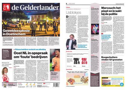 De Gelderlander - Winterswijk – 14 oktober 2019