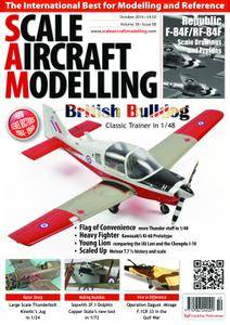 Scale Aircraft Modelling - October 2016