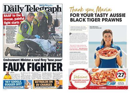 The Daily Telegraph (Sydney) – December 13, 2019