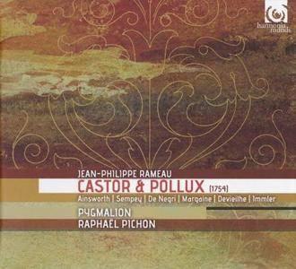 Pichon, Pygmalion - Rameau: Castor & Pollux (2015)
