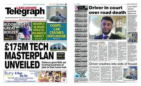 Lancashire Telegraph (Burnley, Pendle, Rossendale) – August 14, 2019