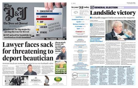 The Press and Journal Aberdeenshire – December 13, 2019