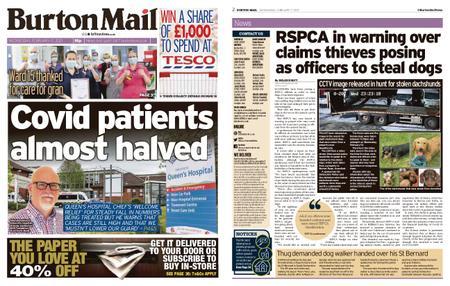Burton Mail – February 17, 2021