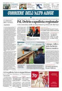 Corriere dell'Alto Adige - 6 Gennaio 2018