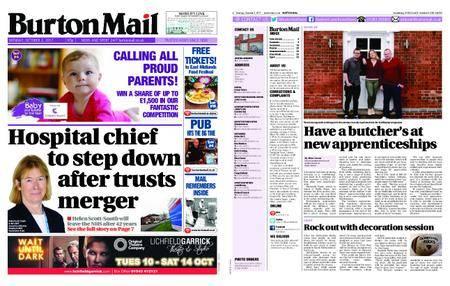 Burton Mail – October 02, 2017