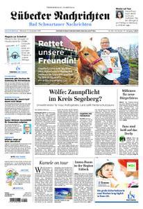 Lübecker Nachrichten Bad Schwartau - 14. November 2018
