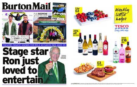 Burton Mail – August 15, 2019