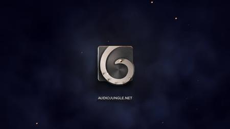 VideoHive Liquid Metal Logo 23268374