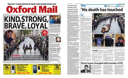Oxford Mail – October 15, 2019