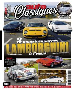 Sport Auto Classiques - Janvier-Mars 2021