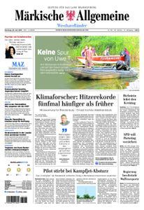 Märkische Allgemeine Westhavelländer - 25. Juni 2019