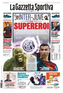 La Gazzetta dello Sport Roma – 17 gennaio 2021