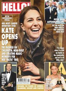 Hello! Magazine UK - 02 March 2020