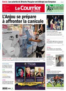 Le Courrier de l'Ouest Cholet – 25 juin 2019
