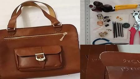 Become a Master in Making Leather Bag