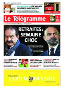 Le Télégramme Brest Abers Iroise – 06 janvier 2020