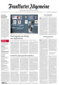 Frankfurter Allgemeine Zeitung - 15 April 2021